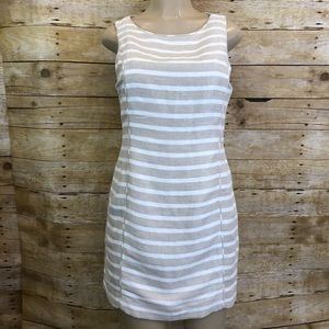 BANANA REPUBLIC   Sleeveless Dress Size 8P